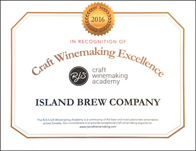 Craft Winemaking Excellence - RJS Craft Winemaking Academy